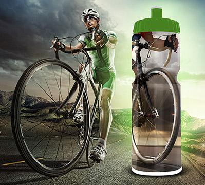 Radsport Trinkflasche